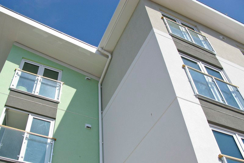 external insulation and cladding