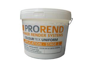 Prorend Colourtex Uniform Render