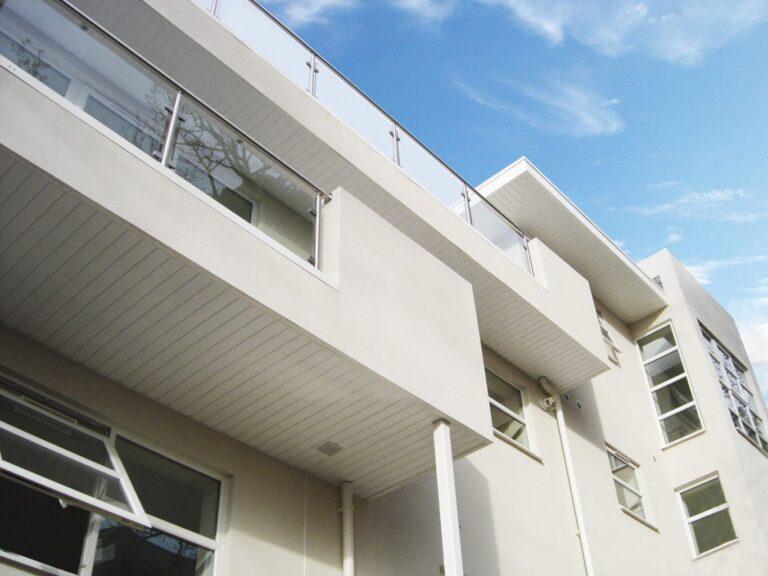 Art Deco style exterior