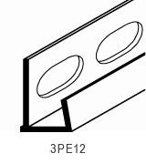 Dry Wall Bead 3PE12