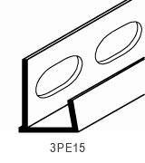 Dry Wall Bead 3PE15