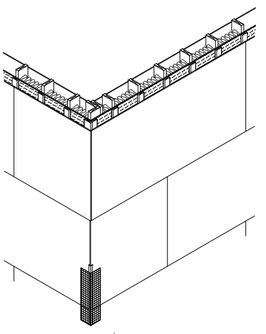 Rendered rainscreen for timber frame - UK manufacturer