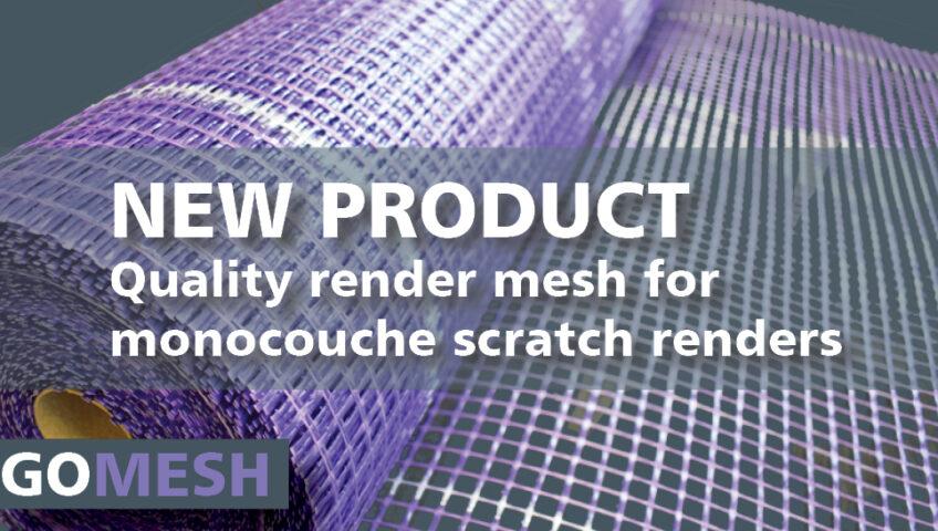 quality render mesh