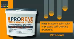 prorend self-clean paint